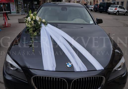 Ozdoba na auto French Beauty