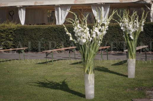 Svadobná výzdoba Váza Elegancia