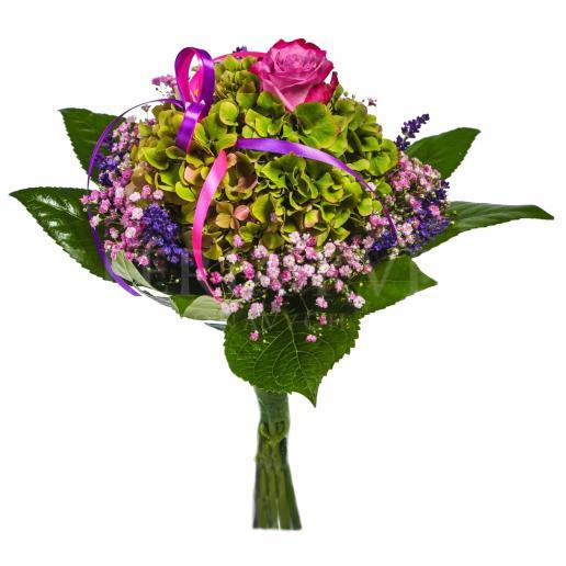 Kytica Rozkošná hortenzia