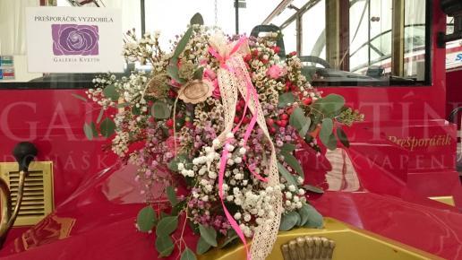 Ozdoba na auto Sladký vánok