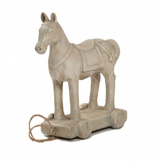 Biely koník