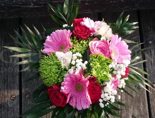 Kytica pre mamu Záhradné kvety