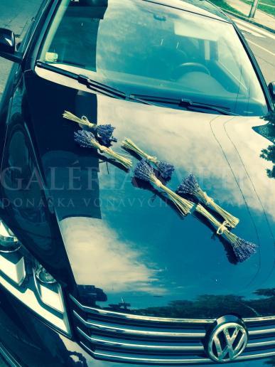 Ozdoba na auto Nezbedná levanduľa