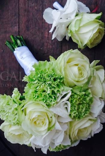 Svadobná kytica Dolce Vita