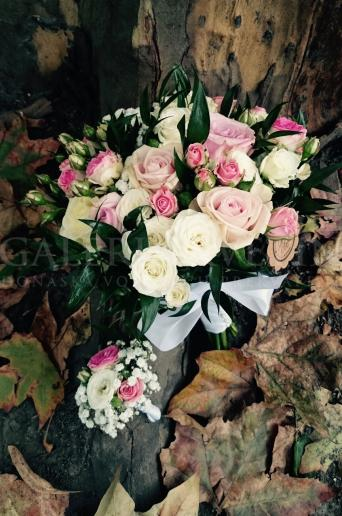 Svadobná kytica Romantická jeseň