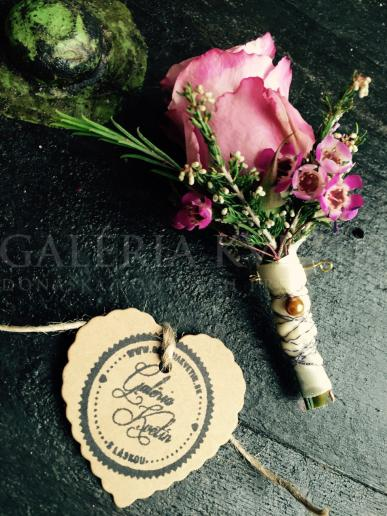 Pierko Šperkovnica kvetov