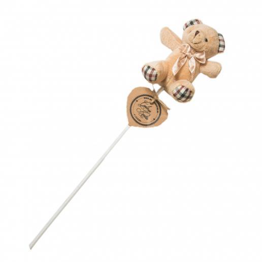 Napichovačka - Medvedík v hnedom