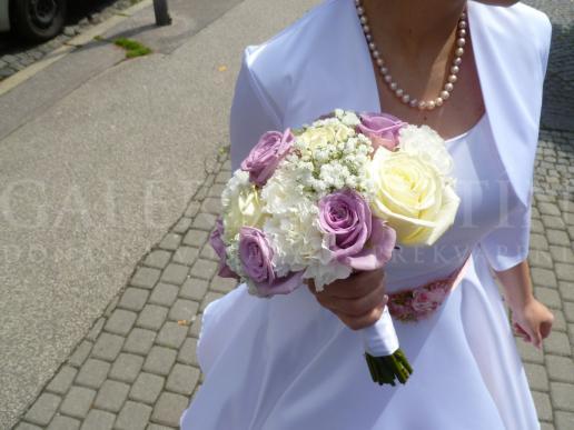Svadobná kytica Hradná pani