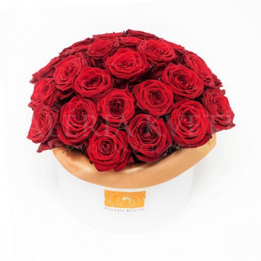 Kvetinový box RUŽE