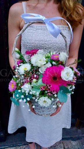 Košík pre mamu Lásky Kvet