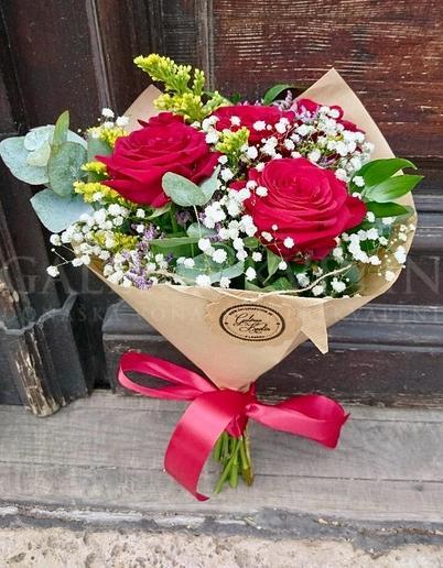 Kytica Sen ruží