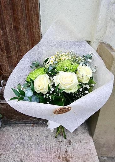 Kytica White Dream of Roses