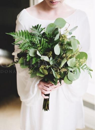 Svadobná kytica Lesná láska
