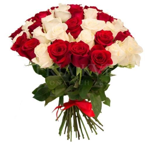 Kytica ruží Zo srdca