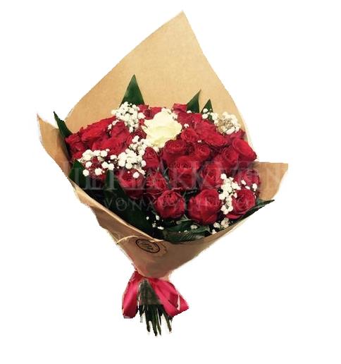 dorucenie kvetov ruze