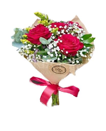 donáška kvetov ruže
