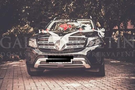 Ozdoba na auto Romantický deň