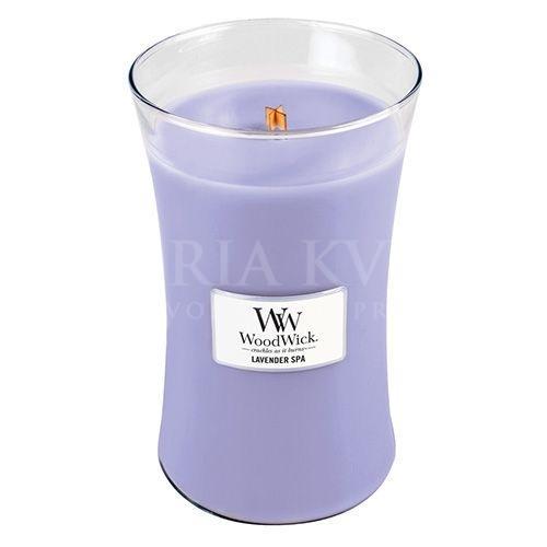 Sviečka veľká Lavender Spa