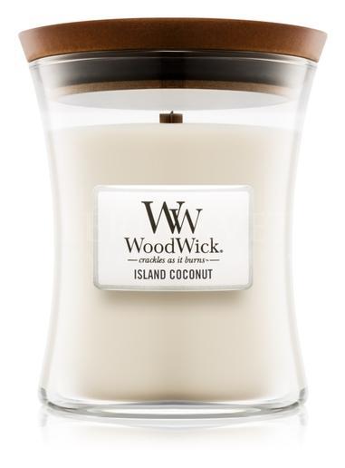Sviečka stredná Island Coconut