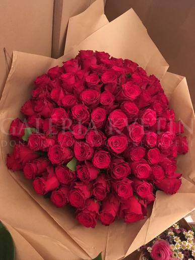 Kytica Bonboniéra z ruží