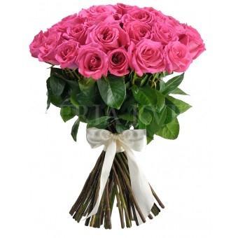 kytica ružových ruží