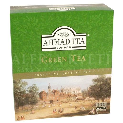 ahmad green tea