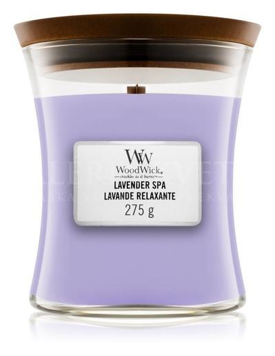 Sviečka stredná Lavender Spa