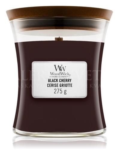 Sviečka Woodwick® stredná Spiced Blackberry