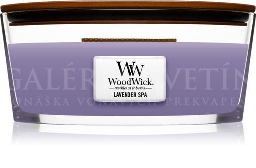 Sviečka Woodwick® loď Lavender Spa