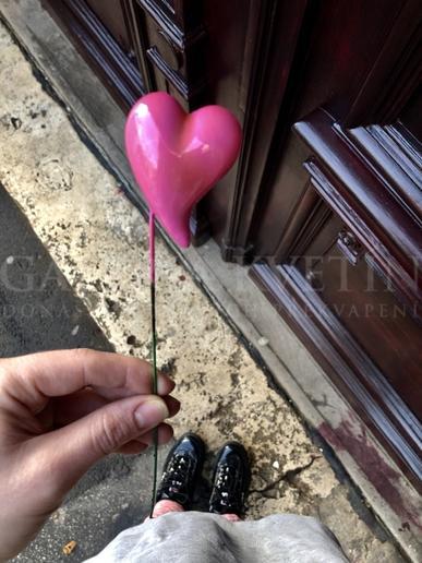 Napichovačka - I Love You Pink