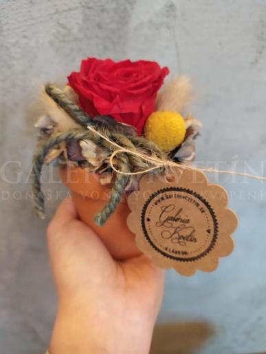 Aranžmán Nádych ruže