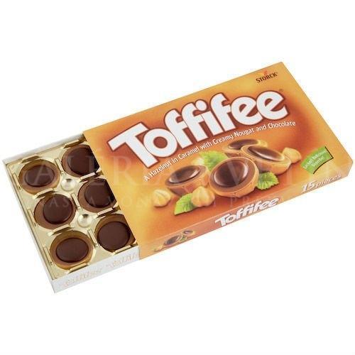Bonboniéra Toffifee