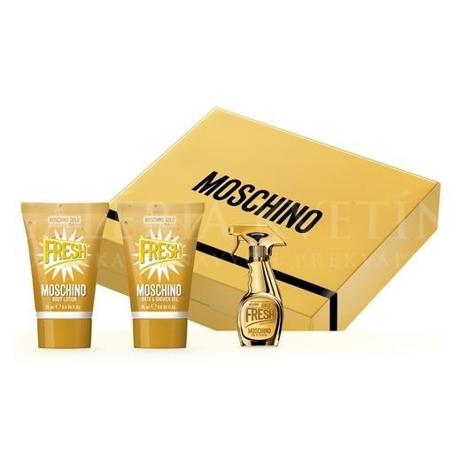 Moschino Fresh Gold Couture - darčeková sada