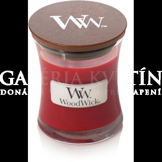 Sviečka Woodwick® malá Pomegranate