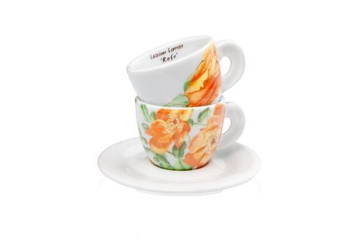 Ancap porcelánové šalky set Rose