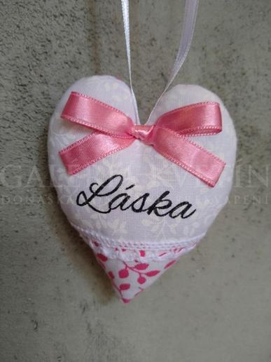 Srdiečko Láska