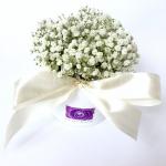 Kvetinový box ČIPKOVANÝ MOMENT Mini
